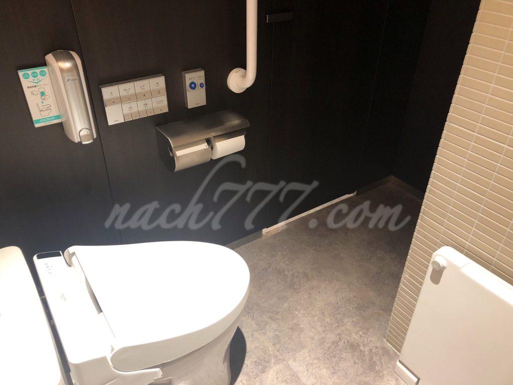 浜松楽市のトイレ
