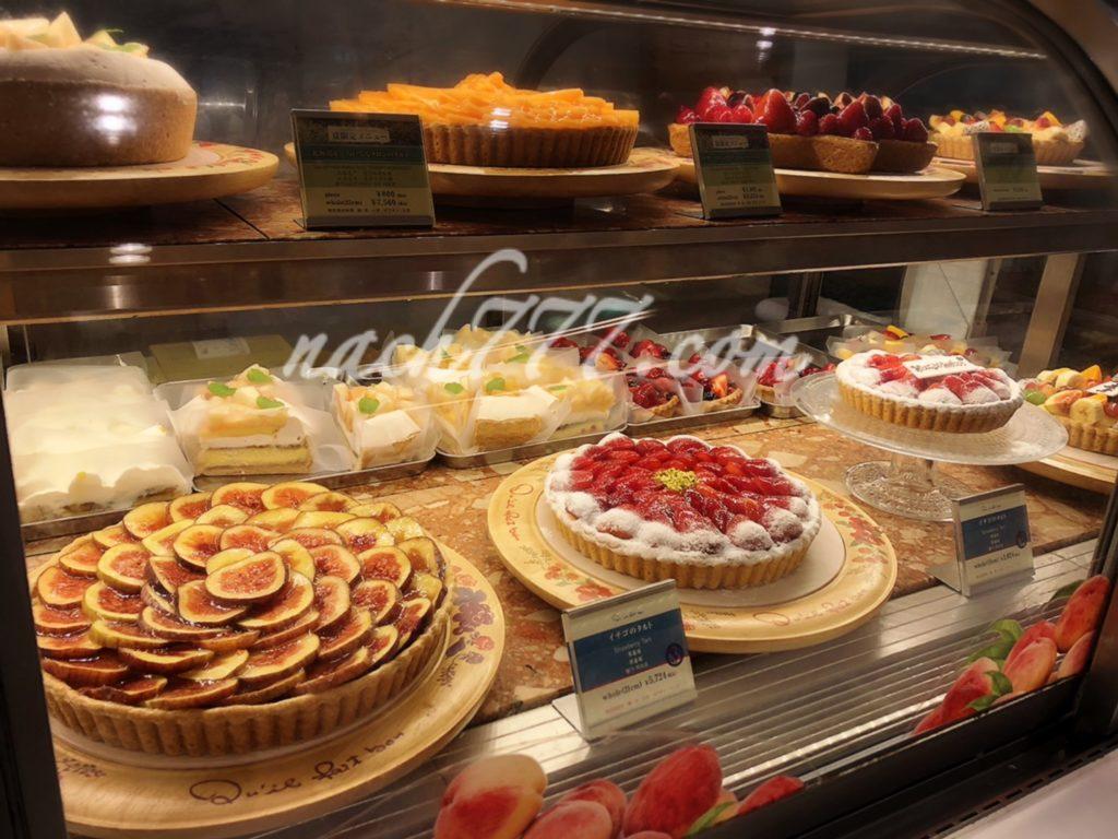 キルフェボン浜松のケーキ