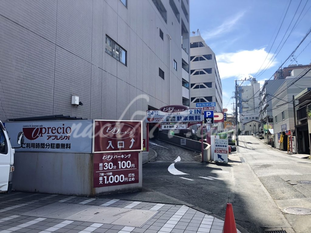 ビオラ田町駐車場