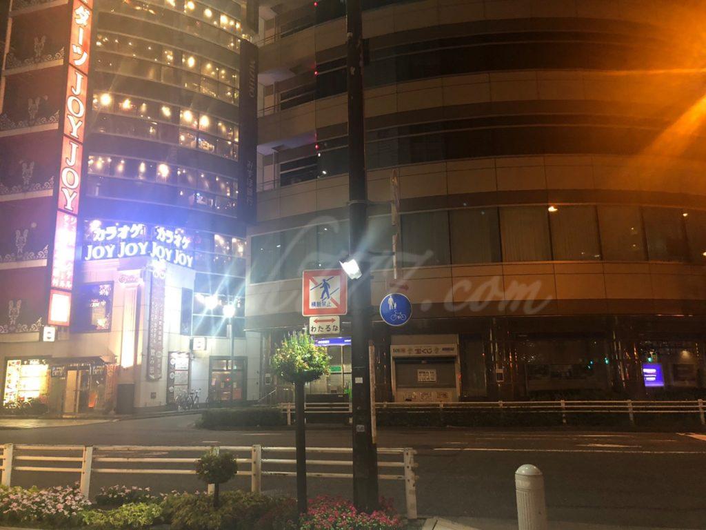 みずほ銀行浜松支店、カラオケJOYJOY
