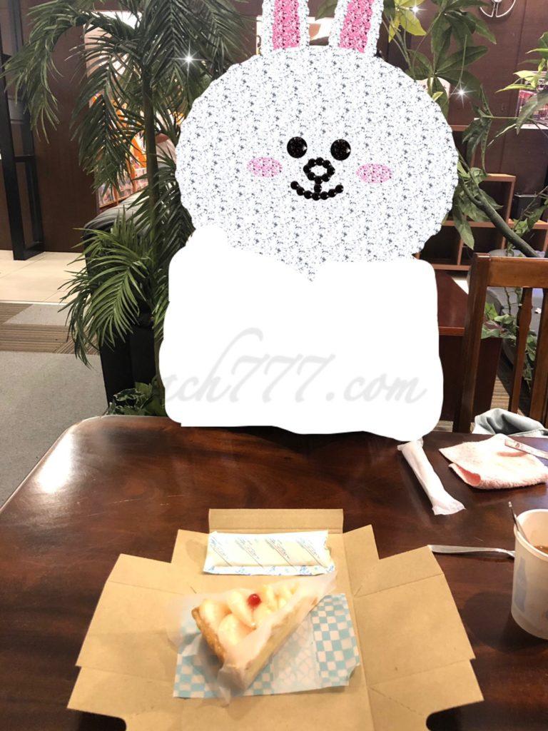 アプレシオ浜松ビオラ田町店オープンカフェでキルフェボン