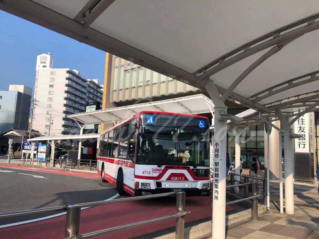 刈谷わんさか祭りシャトルバス