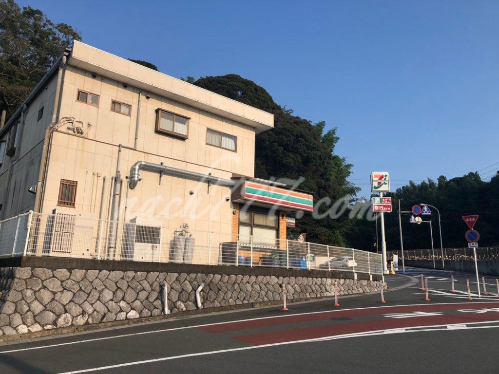 セブンイレブン浜松湖東店