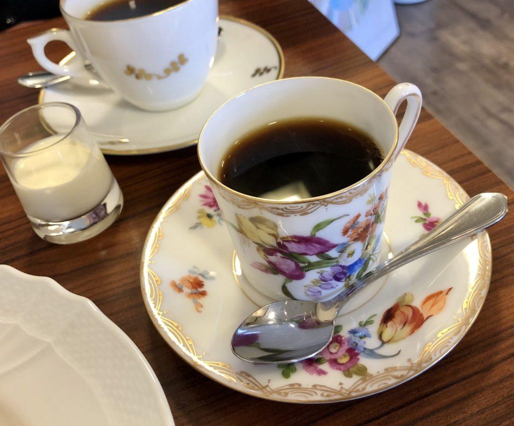 きの珈琲浜松のコーヒー
